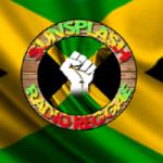 Logo da emissora Sunsplash Rádio Reggae
