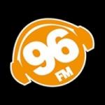 Logo da emissora Index 96 FM