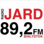 Logo da emissora Jard-1 89.2 FM