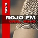 Logo da emissora Radio Rojo FM 96.9