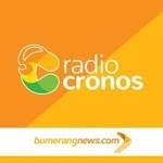 Logo da emissora Radio Cronos 107.1 FM