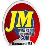 Logo da emissora Rádio Jovem Marques de Comunicações