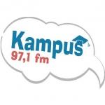Logo da emissora Kampus 97.1 FM