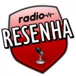 Logo da emissora Rádio Resenha