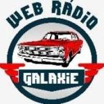 Logo da emissora Web Rádio Galaxie