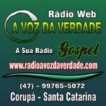 Logo da emissora Rádio A Voz da Verdade