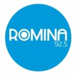 Logo da emissora Radio Romina 92.5 FM