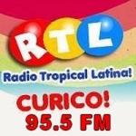 Logo da emissora Radio RTL 95.5 FM