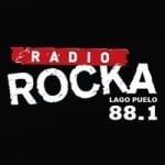 Logo da emissora Rádio Rocka 88.1 FM