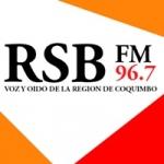 Logo da emissora Radio San Bartolome 96.7 FM