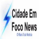 Logo da emissora Cidade em Foco News