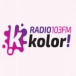 Logo da emissora Kolor 103 FM