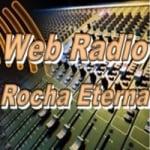 Logo da emissora Web Rádio Rocha Eterna