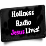 Logo da emissora Holiness Radio