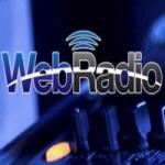Logo da emissora Rádio Alegria Web