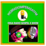Logo da emissora Web Rádio Imperasat FM