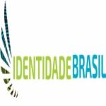 Logo da emissora Identidade Brasil