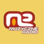 Logo da emissora Muzyczne Hit 106.7 FM