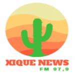 Logo da emissora Rádio Xique News FM