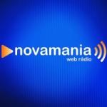 Logo da emissora Rádio Novamania