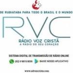 Logo da emissora Rádio Rvc Rubiatava