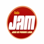 Logo da emissora Rádio Jam