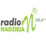 Logo da emissora Nadzieja 103.6 FM