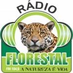 Logo da emissora Rádio Florestal 104.9 FM