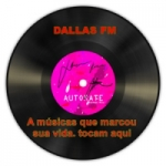 Logo da emissora Rádio Dallas FM