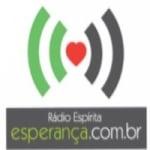 Logo da emissora Rádio Espírita Esperança