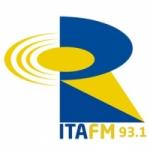 Logo da emissora Rádio Ita 93.1 FM