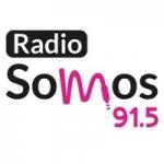 Logo da emissora Radio Somos 91.5 FM