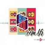 Logo da emissora Rádio 80 e 90