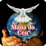 Logo da emissora Web Rádio Maná do Céu