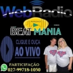 Logo da emissora Rádio Beat Mania