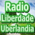 Logo da emissora Rádio Liberdade Uberlândia