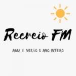 Logo da emissora Recreio FM