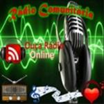 Logo da emissora Rádio Comunitária FM