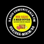 Logo da emissora Rádio Comunitaria Fm