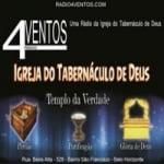 Logo da emissora Rádio 4ventos