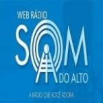 Logo da emissora Web Rádio Som do Alto