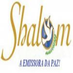 Logo da emissora Rádio Web Shalom RS