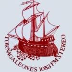 Logo da emissora Radio Tornagaleones 105.3 FM