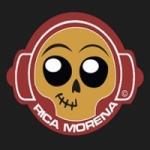 Logo da emissora Rádio Rica Morena