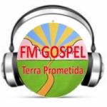 Logo da emissora FM Gospel Terra Prometida