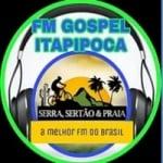 Logo da emissora FM Gospel Itapipoca