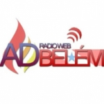 Logo da emissora Rádio AD Belém