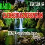 Logo da emissora Rádio Cachoeiras de Bênçãos