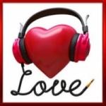 Logo da emissora Rádio Cidade Mania Love