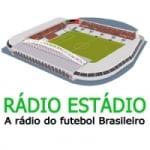 Logo da emissora Rádio Estádio